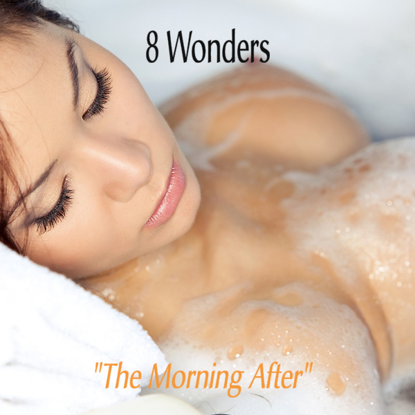 Cover Artwork Remix of 8 Wonders The Morning After