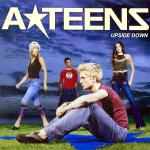 Original Cover Artwork of A Teens Upside Down