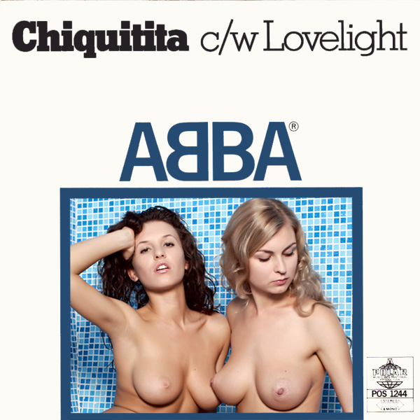 Cover Artwork Remix of Abba Chiquitita