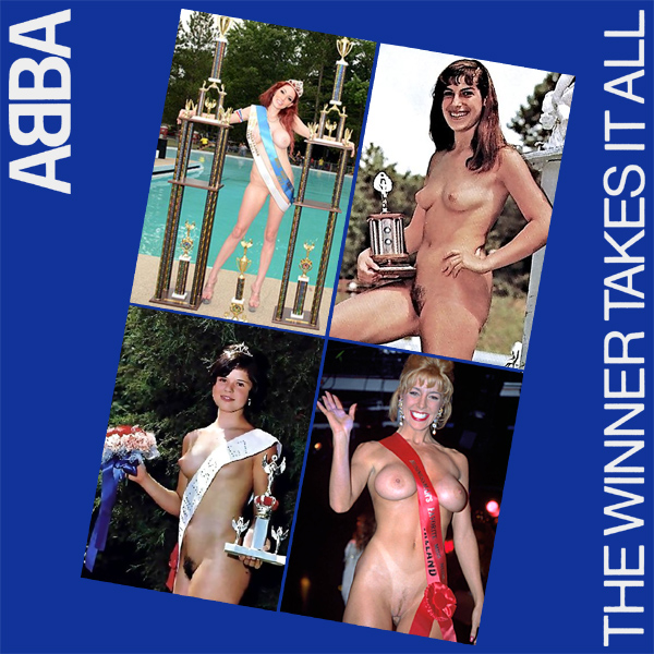 Cover Artwork Remix of Abba The Winner Takes It All