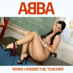 Cover Artwork Remix of Abba When I Kissed The Teacher