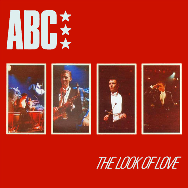 Original Cover Artwork of Abc Look Of Love