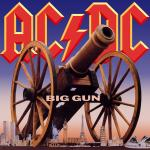 Original Cover Artwork of Ac Dc Big Gun