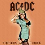 Cover Artwork Remix of Acdc For Those Abourock