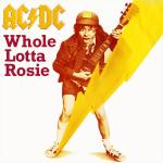 Original Cover Artwork of Acdc Whole Lotta Rosie