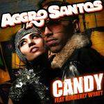 Original Cover Artwork of Aggro Santos Candy