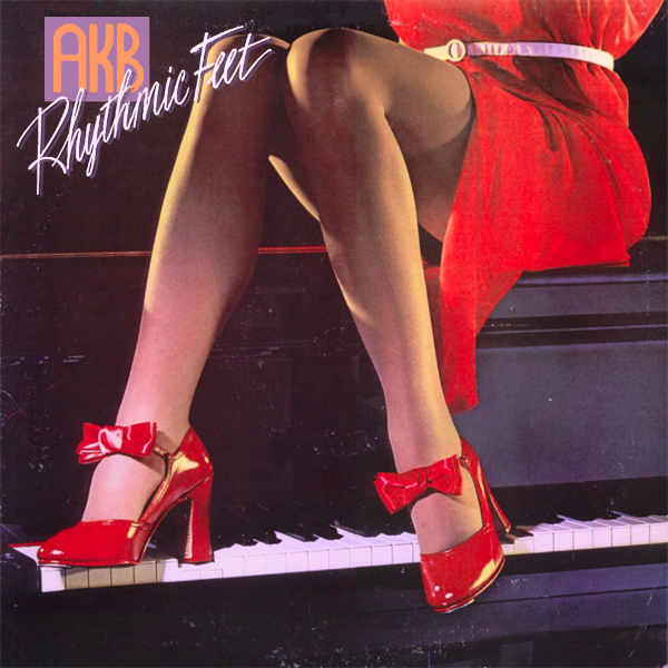 Original Cover Artwork of Akb Rhythmic Feet