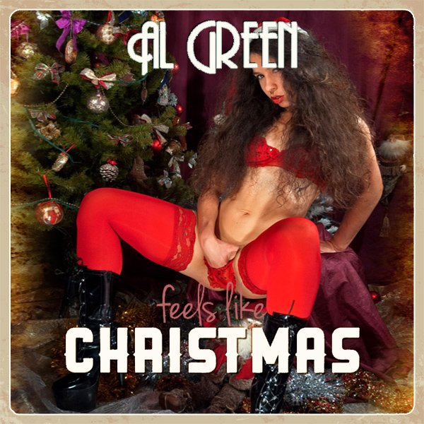 Cover Artwork Remix of Al Green Feels Like Christmas