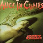 Original Cover Artwork of Alice In Chains Angry Chair