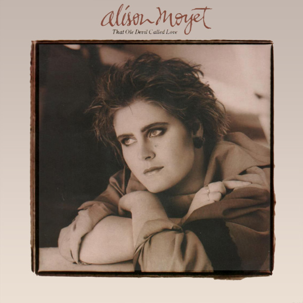 Original Cover Artwork of Alison_moyet That Ole Devil