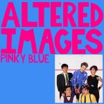 Original Cover Artwork of Altered  Pinky Blue