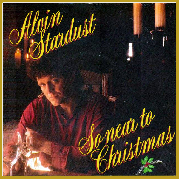 alvin stardust so near to xmas 1