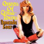 Original Cover Artwork of Amanda Lear Queen Of Chinatown