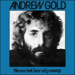 Original Cover Artwork of Andrew Gold Never Let Her Slip Away