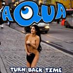 Cover Artwork Remix of Aqua Turn Back Time