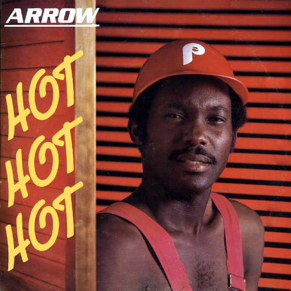 Original Cover Artwork of Arrow Hot Hot Hot