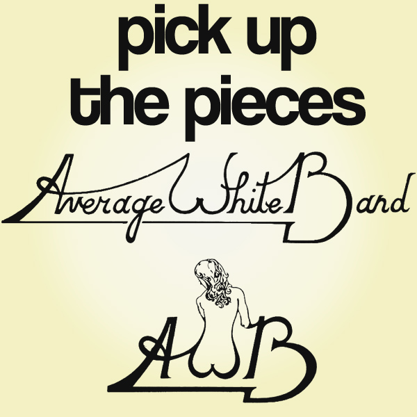 Original Cover Artwork of Awb Pick Up The Pieces