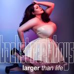 Cover Artwork Remix of Backstreet Boys Larger Than Life