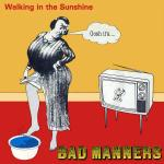 Original Cover Artwork of Bad Manners Walking In The Sunshine