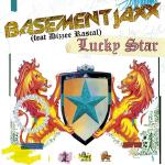 Original Cover Artwork of Basement Jaxx Lucky Star