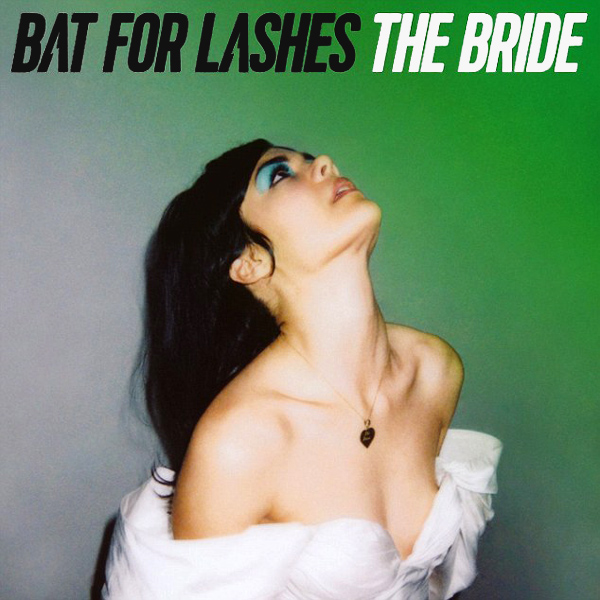 Original Cover Artwork of Bat For Lashes The Bride