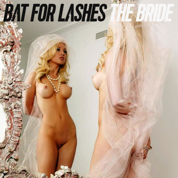 Cover Artwork Remix of Bat For Lashes The Bride