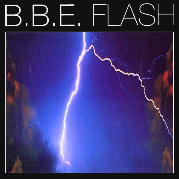 Original Cover Artwork of Bbe Flash
