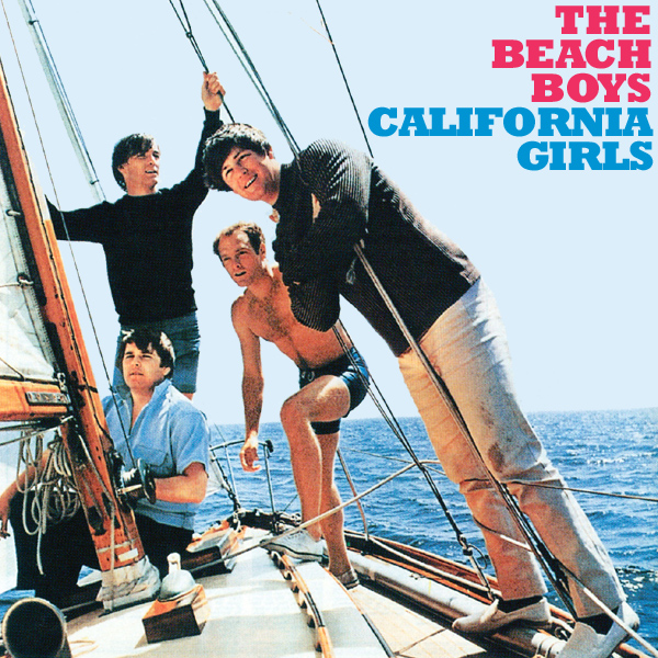 beach boys california girls 1