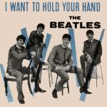 Original Cover Artwork of Beatles Hold Your Hand