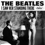 Cover Artwork Remix of Beatles I Saw Her Standing There
