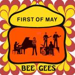 Original Cover Artwork of Bee Gees First Of May