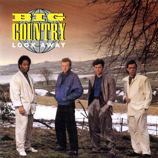Original Cover Artwork of Big Country Look Away