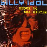 Original Cover Artwork of Billy Idol Shock To The System