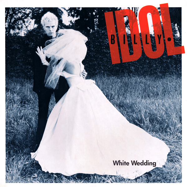 billy idol white wedding 1