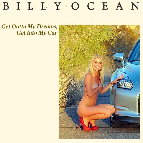 Cover Artwork Remix of Billy Ocean Dreams Car