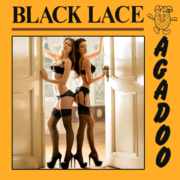 Cover Artwork Remix of Black Lace Agadoo