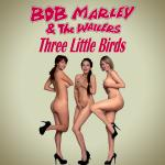 Cover Artwork Remix of Bob Marley Three Little Birds