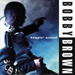 Original Cover Artwork of Bobby Brown Humpin Around