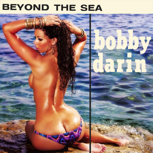Cover Artwork Remix of Bobby Darin Beyond The Sea