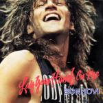 Original Cover Artwork of Bon Jovi Lay Your Hands On Me