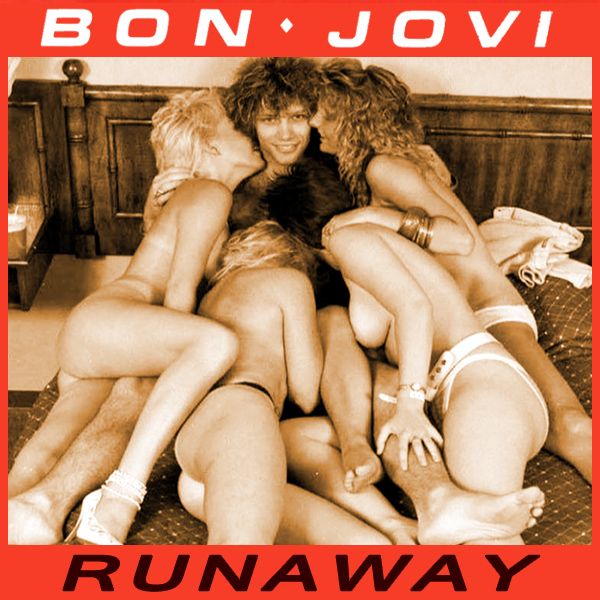 Cover Artwork Remix of Bon Jovi Runaway
