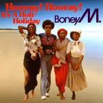 Original Cover Artwork of Boney M Hooray Holiday
