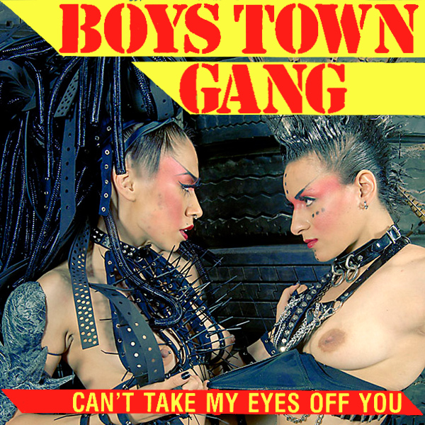 can t take my eyes off you remix: