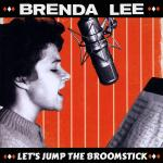 Original Cover Artwork of Brenda Lee Lets Jump The Broomstick