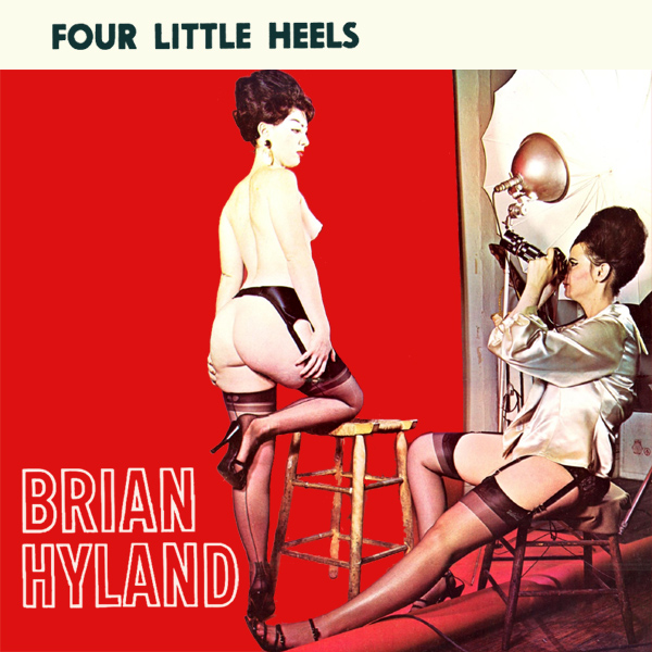Cover Artwork Remix of Brian Hyland Four Little Heels