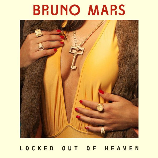 bruno mars locked out of heaven 1