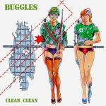 Original Cover Artwork of Buggles Clean Clean