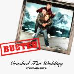 Original Cover Artwork of Busted Crashed The Wedding