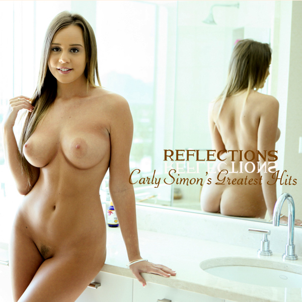Cover Artwork Remix of Carly Simon Reflections
