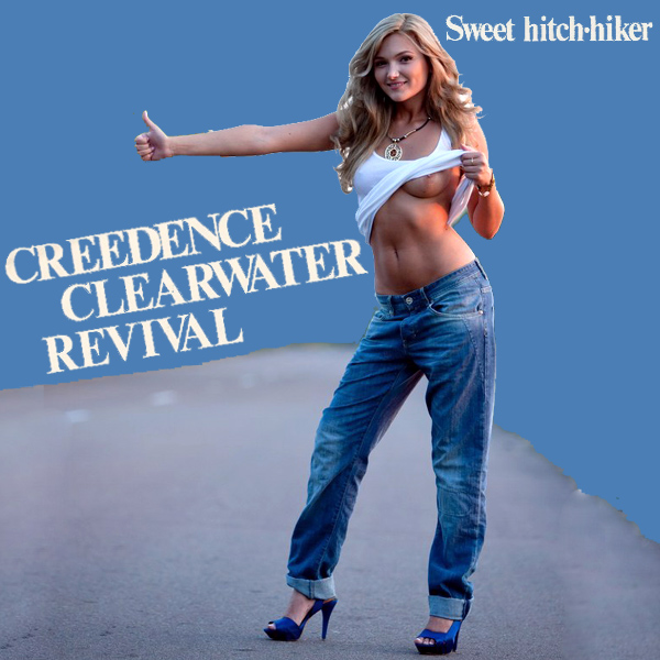 Cover Artwork Remix of Ccr Sweet Hitch Hiker